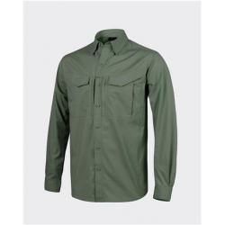 Koszula DEFENDER Mk2 long sleeve® - PolyCotton Ripstop - Olive Green