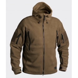 Bluza polarowa PATRIOT - Double Fleece - Coyote Helikon